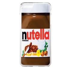 Heavencase Iphone 6 Plus Hard Case Nutella - Bening