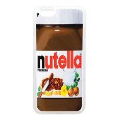 Heavencase Iphone 6 Rubber/Soft Case Nutella - Bening