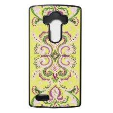 Heavencase LG G4 Hard Case Pattern Aztec Tribal 15 - Hitam