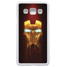 Heavencase Samsung Galaxy A3 Hard Case Ironman 01 Putih Heavencase Murah Di Indonesia