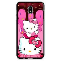 Hello Kitty Cute Z3336 Samsung Galaxy J3 Pro 2017 Custom Hard Case