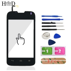 HelloWZXD untuk Huawei Y210 U8685D Touch Glass Layar Sentuh Digitizer Panel Lens Sensor Free Adhesive + Alat Gratis-Intl