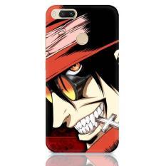 Review Hellsing Anime F0186 Xiaomi Mi A1 Xiaomi Mi 5X Custom Case Cases Di Jawa Tengah