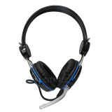 Toko Hermantech Gaming Headset Pro Biru Online