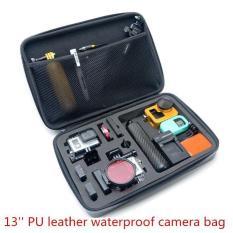 Hero Waterproof Eva Tas Bag Big Size Case Gopro Xiaomi Yi Kogan Sj400 Multi Diskon