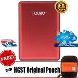 Review Pada Hgst Hitachi Touro S 500Gb 7200Rpm Hdd Hard Disk External Portable 2 5 Ruby Gratis New Hgst Original Pouch