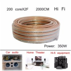 Review Tentang Hi Fi Fidelity Flexible Insulation 200 Core X2F Lossless Audio Cable Intl