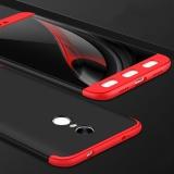 Hicase 360 Derajat Penuh Tubuh Pelindung 3in1 Ultra-tipis PC Belakang Sampul Case untuk Xiaomi Redmi Note 4X Emas   Lazada Indonesia
