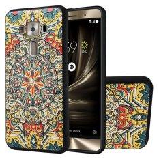 Hicase 3D Lukisan Timbul Series TPU Bumper Pelindung Back Phone Case Cover untuk Asus Zenfone 3 Deluxe ZS570KL (5.7) (12)-Intl