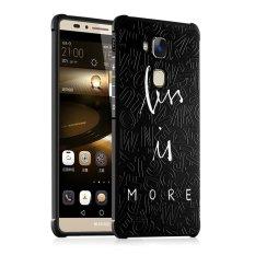 Hicase Lucu Pola Slim Fit Soft TPU Case Cover untuk Huawei Ascend Mate7 (LAINNYA)-Intl