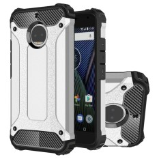 Hicase Dual Layer Armor Shell Hard Back Cover for Motorola Moto G5s