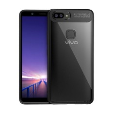 Hicase For Vivo X20 Plus Case Anti-Scratch Ultra Slim Crystal Clear Protector Shockproof Cover