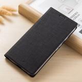 Ongkos Kirim Hicase Slim Pu Kulit Flip Protective Magnetic Cover Case Untuk Nokia 3 Dengan Slot Dan Stand Stand Hitam Intl Di Tiongkok