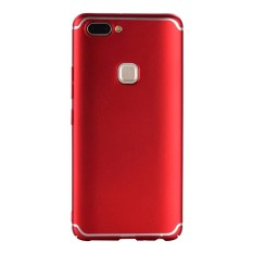 Hicase Ultra Thin Slim Hard Plastic Protective Cover for Vivo X20 Plus with Matte Finish Coating Grip Case