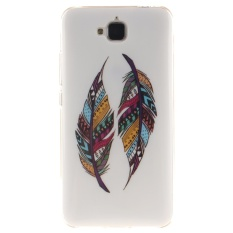 Hicase Ultra-Tipis Soft Gel TPU Case Silikon untuk Huawei Enjoy 5/Honor Holly 2 Plus-24 -Intl