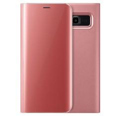 Hi Case View Flip Cover dengan Kickstand Case untuk Samsung Galaxy J7 Core 5.5