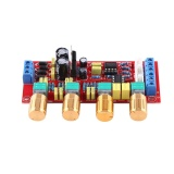 Jual Hifi Preamp Ne5532 Pre Amplifier Papan Nada Kit Ac 12 V Op Amp Hifi Amplifier Rakitan Board Branded