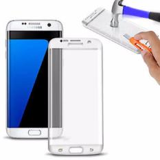 Jual Hifi Tempered Glass 3D Curved For Samsung S7 Edge G935 26Mm White Online Di Jawa Barat