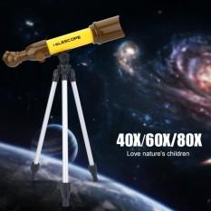 High Definition Monocular Space Astronomical Telescope dengan Tripod untuk Anak-anak Pemula-Intl