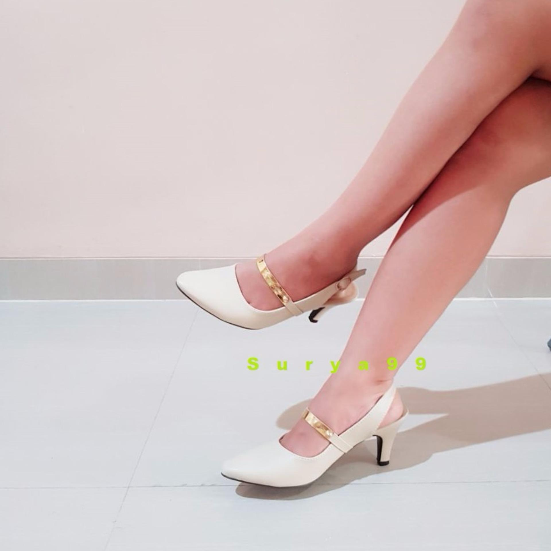 High Heels Vanilla Cream