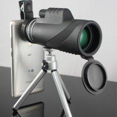 Beli Kualitas Tinggi 40X60 Kuat Teropong Zoom Binocular Field Glasses Great Handheld Teleskop Militer Hd Profesional Berburu Internasional Oem Asli