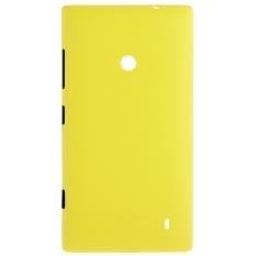 Kualitas Tinggi Menutupi Belakang Penggantian untuk Nokia Lumia 520 (Kuning)