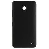 Jual Kualitas Tinggi Penutup Belakang Pengganti Untuk Nokia Lumia 630 Hitam