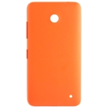 Obral Kualitas Tinggi Penutup Belakang Pengganti Nokia Lumia 630 Jeruk Murah