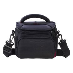 High quality Camera Case Bag for Samsung WB2100 WB2200 WB110 NX300M NX1000 NX2000 NX3000 NX3300 NX500 shoulder bag