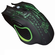 Tinggi Kualitas/POWER LOGIC XCRAFT NOIZ Z8000 GAMING MOUSE-Internasional