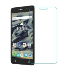 High QualityG 9H Tempered lass Screen Protector Film For Alcatel Pop D1 4018D - intl