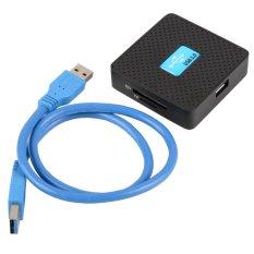 Harga Kecepatan Tinggi Usb 3 Semua Dalam 1 Sd Disebut Tf Cf Xd M2 Ms Flash Card Reader Memori Adaptor Termurah