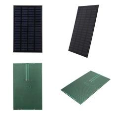 Berteknologi Tinggi 2.5 W 18 V Surya Silikon Pengisian Panel DIY Modul Solar Cell Charger 120x194mm- INTL