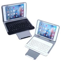TINGGI TECH WHITE Smart Kulit Bluetooth 3.0 Keyboard Case Menutupi untuk 7