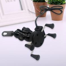 Beli Berteknologi Tinggi X Grip Motor Bicycle Mount Holder Bracket Berdiri Untuk Ponsel Gps 3 5 6 5 Inch Intl Oem Dengan Harga Terjangkau