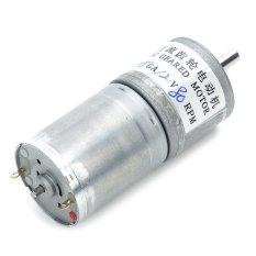 Spesifikasi Torsi Tinggi 80 Rpm 12 V Dc Kotak Motor Yang Bagus Dan Murah