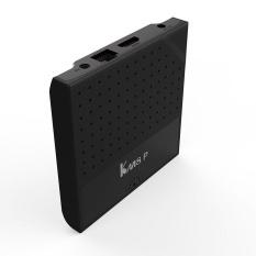 Hign Kualitas KM8P Amlogic S912 64-bit Octa-core Android 6.0 Smart TV Box SDRAM 2 GB FLASH 16 GB HDR 10 KODI 17.0 4 K * 2 K 2.4G Wifi Streaming Media Player EURO-Intl