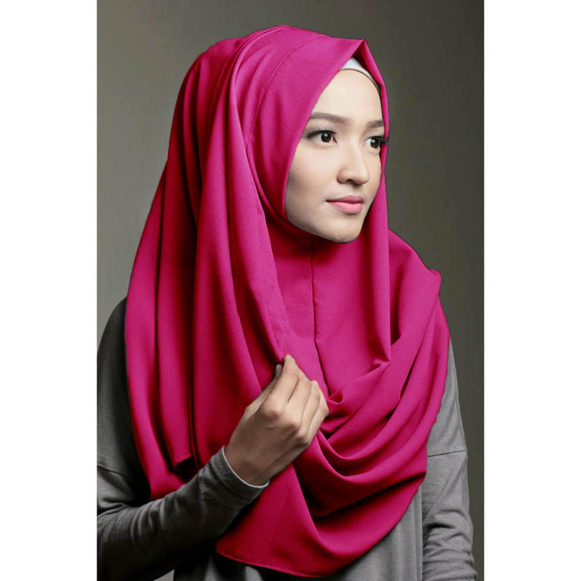 Hijab Pashmina Instan Sabrina - Jilbab Instan Kerudung Berkualitas Pastan Oshi