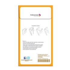 Hikaru Anti Finger Print Samsung Galaxy Fame - Clear