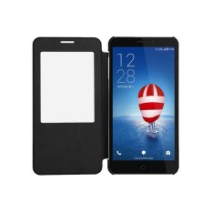 Himax Flip Cover Polymer X - Hitam