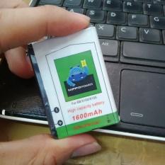 Hippo Baterai Blackberry Pearl 3G Style 1600 MAH
