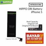 Jual Hippo Baterai Double Power Iphone 5 5G 1440 Mah Original Real Capacity Garansi Resmi 1 Tahun Murah Di Jawa Timur