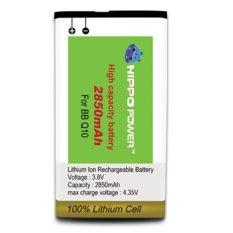Beli Hippo Baterai Double Power Nx1 Blackberry Q10 2850Mah Hippo Dengan Harga Terjangkau