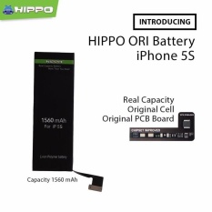 Review Hippo Baterai Iphone 5S 5C 1560 Mah Original Premium Cell Quality Multi Di Jawa Timur