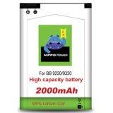 Promo Hippo Baterai Js 1 Blackberry Davis Armstrong 9220 9320 2000Mah Baterai Bb Hippo
