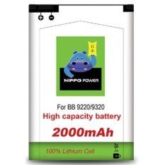 Beli Hippo Baterai Js 1 Blackberry Davis Armstrong 9220 9320 2000Mah Baterai Bb Secara Angsuran