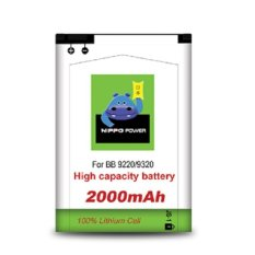 Review Hippo Battery For Blackberry Amstrong Bb 9320 2000 Mah Terbaru