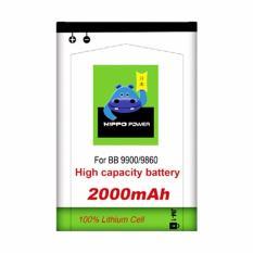 Hippo Battery for Blackberry Dakota [2000 mAh]