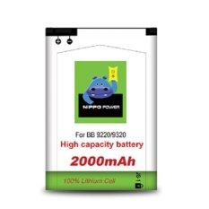 Jual Hippo Battery For Blackberry Davis Bb 9220 2000 Mah Murah Di Dki Jakarta
