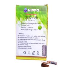 Harga Hippo Battery For Blackberry Q5 3250 Mah Satu Set